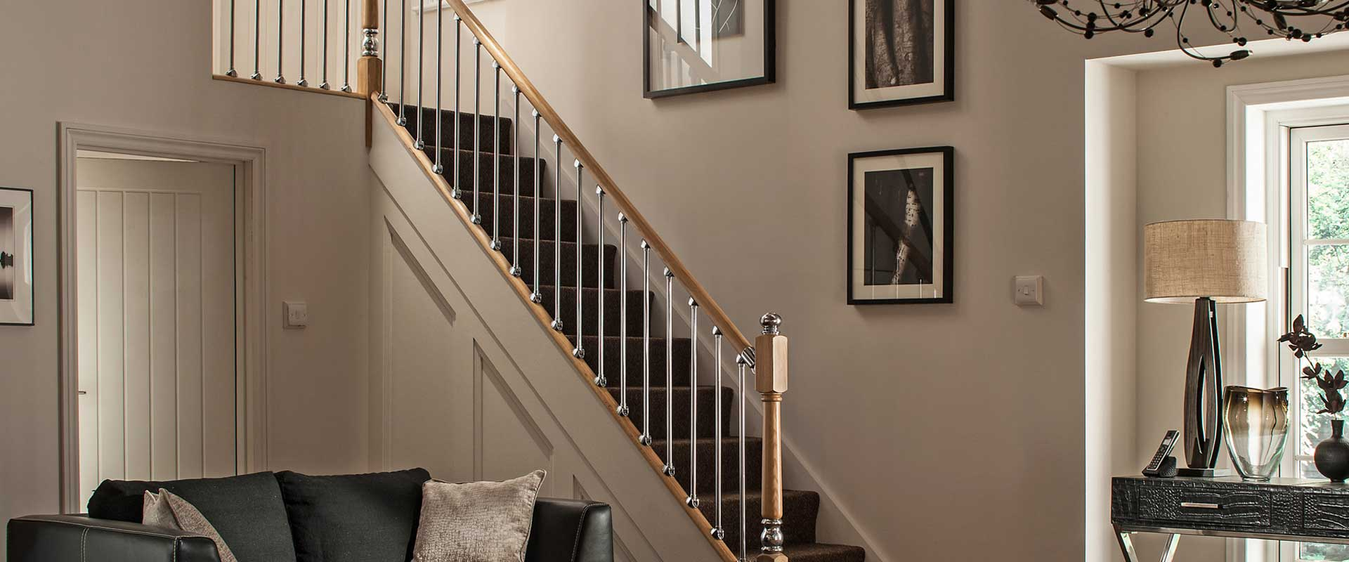 Design & installation of staircases in Lytham & Lancashire
